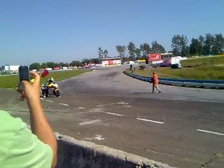 UMP: Ukrainian Moto Championship 2011 Stage 3-4 (�����) �1 (27.08.11)